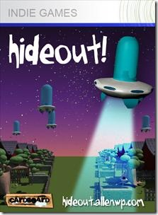 Hideout! box art