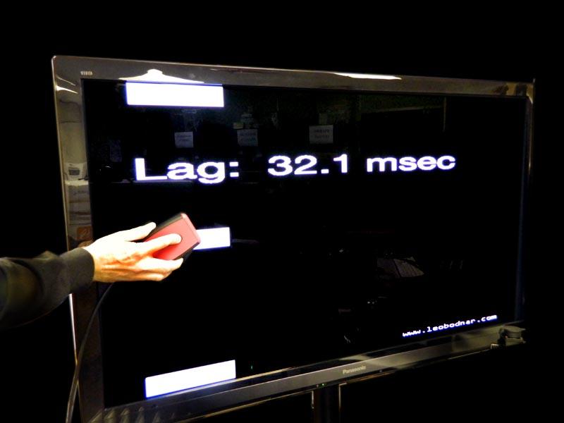 Image of the Leo Bodnar Input Lag Tester from the Leo Bodnar online store page